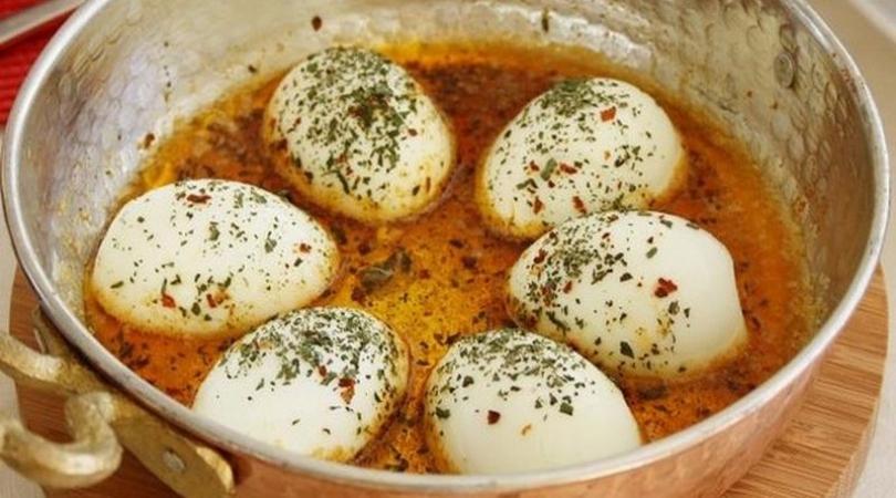 Пюрделе – Яйце капама