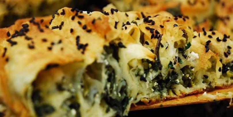 Green Onion Pie